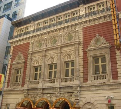 Lyric Theater, NYC