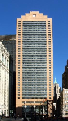 Marriott Financial Center, NYC
