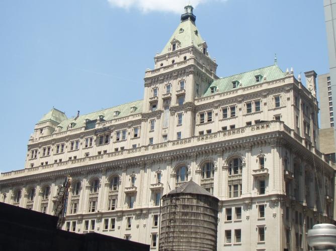 NY Times Building, NYC