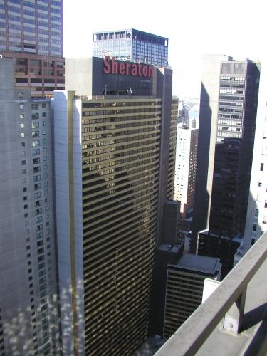 Sheraton New York Hotel & Towers, NYC