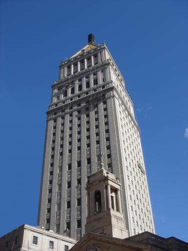 Thurgood Marshall US Courthouse, NYC