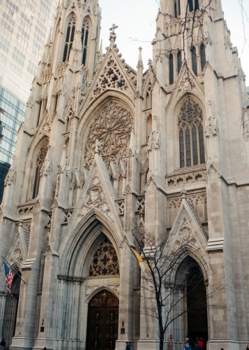 St Patricks Cathedral, NYC